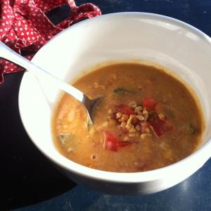 peanut tomato stew 4